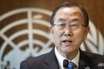 Tổng thư ký LHQ cáo buộc Assad phạm tội ác chống lại loài người