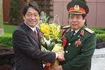 """Hoàn Cầu cố ý """"gài"""" người phát ngôn BQP Trung Quốc về cảng Cam Ranh?"""