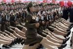 Bắc Triều Tiên thề sẽ không bỏ vũ khí hạt nhân vì áp lực của Mỹ
