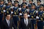Trung Quốc đồng ý mua 85 tỉ USD nhiên liệu của Nga