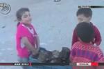 Video: Trẻ em Syria suy dinh dưỡng, làm việc cật lực kiếm ăn