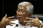 Đàm phán quân sự Mỹ - Philippines rơi vào bế tắc