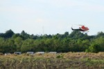 Trực thăng quân sự Mi-17 Indonesia gặp nạn, 13 người thiệt mạng
