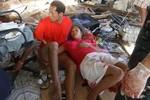 Bão Haiyan đẩy Tacloban, Philippines vào tình trạng hỗn loạn toàn diện