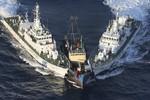Cảnh sát Hồng Kông ngăn chặn tàu cá định xâm nhập trái phép Trường Sa