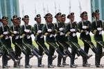 Trung Quốc chỉ định 7 người phát ngôn cho các quân chủng, tổng cục