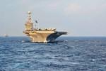Tàu Liêu Ninh có thể phải giáp mặt hàng không mẫu hạm Mỹ ở Biển Đông