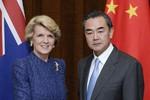Vương Nghị và Ngoại trưởng Úc lời qua tiếng lại về ADIZ Hoa Đông