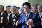 Thủ tướng Abe: Năm mới xây dựng nước Nhật mới quyết đoán hơn