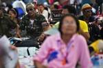 Nổ súng vào người biểu tình chống chính phủ Thái Lan