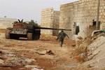 Phiến quân Syria mải đánh khủng bố, quân đội thừa cơ tái chiếm Aleppo