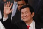 Kyodo: Nhật Bản mời Chủ tịch nước Trương Tấn Sang thăm chính thức