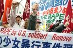 Lầu Năm Góc dung túng cho tội phạm tình dục trong lính Mỹ tại Nhật