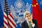 """""""Không có đột phá nào về Biển Đông, Hoa Đông khi John Kerry thăm TQ"""""""