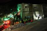 Hàn Quốc: Sập mái nhà tổ chức đón tân sinh viên, ít nhất 10 người chết
