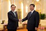 """Tập Cận Bình: Tôn trọng lựa chọn """"chế độ xã hội"""" của người Đài Loan"""