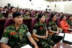 Quân đội Hàn Quốc bắt đầu tăng cường tuyển phụ nữ