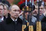 Putin vẫn im lặng, Anh lo Nga sẽ cất quân sang Ukraina