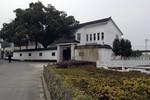 Cận cảnh biệt thự gia đình Chu Vĩnh Khang ở Vô Tích, Giang Tô