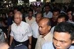Thủ tướng Malaysia: Vẫn chưa có tin tức nào về chiếc máy bay mất tích