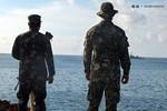 Trung Quốc chặn tàu, Philippines điều máy bay ra bãi Cỏ Mây