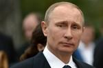 Người Nga tự hào vì Putin đã lấy lại được Crimea