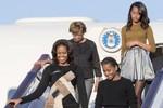 Bà Obama thăm Trung Quốc, Đệ nhất phu nhân không bàn chuyện chính trị