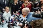 Kiev vay được 27 tỉ USD, Tymoshenko tuyên bố tranh cử Tổng thống