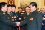 18 tướng lĩnh Trung Quốc đồng loạt thề trung thành với Tập Cận Bình