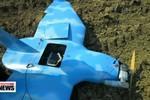 Hàn Quốc choáng váng vì UAV Triều Tiên bay qua chụp ảnh Phủ Tổng thống