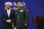 Lời qua tiếng lại giữa Bộ trưởng Quốc phòng Mỹ và các tướng Trung Quốc