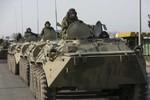 """""""Quân Nga áp sát biên giới Ukraine, NATO tiến thoái lưỡng nan"""""""