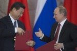 Hậu Ukraine, Nga tìm cách bán khí đốt cho Trung Quốc 30 năm