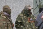 Đội quân mặt nạ ở Đông Ukraine được tổ chức chuyên nghiệp