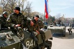 Telegraph: 6 xe bọc thép quân đội Ukraine bị bắt là nỗi nhục của Kiev