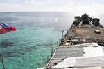 Biển Đông:Trung Quốc rình mò, Philippines dùng chiến thuật Nga đối phó
