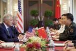 """Sau khi """"khen đểu"""" Mỹ, tướng Trung Quốc quay sang thúc đẩy hợp tác"""