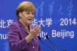 Bắc Kinh gài Thủ tướng Đức chỉ trích Nhật Bản bất thành