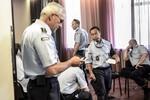 Pháo kích hiện trường MH17, tổ điều tra hủy công tác đảm bảo an toàn