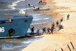 Trung Quốc tập trận bắn đạn thật trên vịnh Bắc Bộ và 3 vùng biển khác