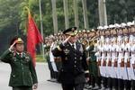 Thời báo Hoàn Cầu bàn tán chuyến thăm Việt Nam của tướng Dempsey
