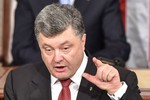 Poroshenko lên kế hoạch gia nhập EU năm 2020, gặp Putin 3 tuần tới