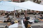 Hồng Kông: Phe biểu tình đồng ý đàm phán với chính phủ