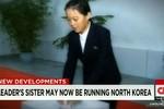 Em gái Kim Jong-un đang điều hành đất nước?