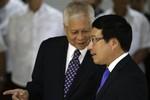 Trung Quốc ngăn chặn ASEM 10 đưa Biển Đông vào tuyên bố