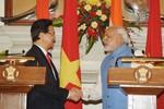 Trung Quốc đang đẩy quan hệ Việt - Ấn phát triển đúng hướng