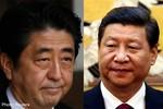 Nhật - Trung từ bỏ tổ chức cuộc gặp Shinzo Abe - Tập Cận Bình