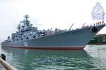 Tàu chiến Nga bí mật tập trận bắn đạn thật ở Biển Đông