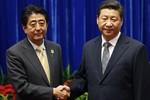 Tập Cận Bình tiếp Abe: Nhật phải thận trọng với chính sách quân sự