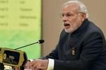 Thủ tướng Ấn Độ thể hiện quan điểm cứng rắn ở Biển Đông